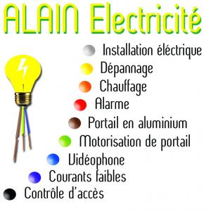 ALAIN ELECTRICITE